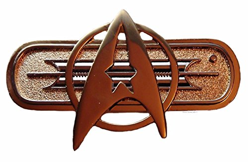 Star Trek Movie Federation Uniform Chest Insignia Deluxe 3