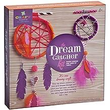 Set para consturir Dream Catcher, Se pueden construir dos cazadores de sueños