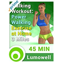 Walking Workout: Power Walking Exercise at Home - 3 Miles