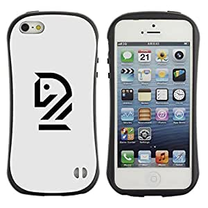 LASTONE PHONE CASE / Suave Silicona Caso Carcasa de Caucho Funda para Apple Iphone 5 / 5S / house ?