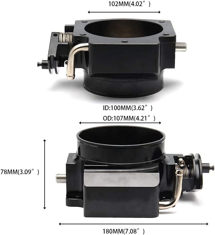 Top10 Racing Throttle Position Idle Air Control Throttle Body Sensors TPS IAC For Chevy LS1 LS2 LS6 LSX LS7