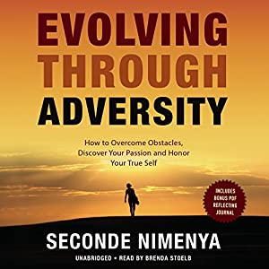 Evolving Through Adversity Audiobook