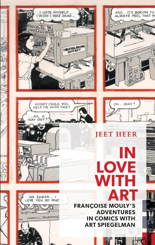 In Love with Art: Françoise Mouly's Adventures in Comics with Art Spiegelman (Exploded - Usa Price In Coach