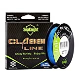 Cheap SeaKnight Classic 4 Strands Braided Fishing Line 300 m/327 yards Super braid Line Thinner,Stronger and Smoother Fishing Line 6-80 Lbs