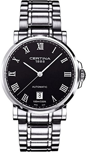 Certina Ds Caimano Gent Men's Watch C017.407.11.053.00, Automatic