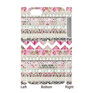 C-EUR Diy hard Case Aztec Tribal customized 3D case For Iphone 4/4s by lolosakes