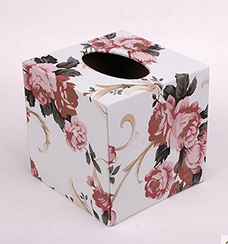 Leather Tissue Box Creative Personality product image