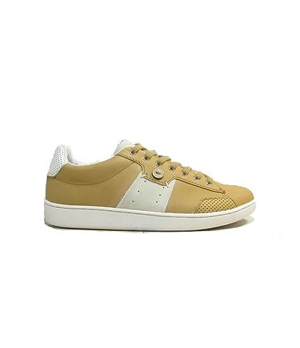 meilleure vente magasins d'usine charme de coût Faguo hosta Leather/Suede - Coloris - Camel/Cream, Matiere ...