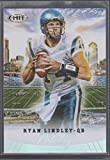 2012 Sage Hit Ryan Lindley Cardinals Artistry Football Card #ART-10
