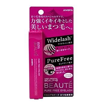 d60c3498edd Amazon.com : SCALP-D BEAUTE PURE FREE EYELASH SRUM (JAPAN IMPORT) : Beauty