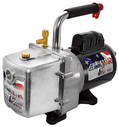 Just Better 5 CFM 2-Stage Deep Vacuum Pump- USA Made