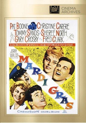 Mardi Gras [DVD] [1958] [Region 1] [US Import] [NTSC] ()