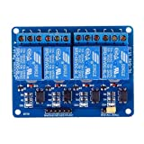 Phoneix DC?4-Channel Relay Module 02?Optocoupler
