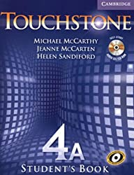 Touchstone Level 4 Student's Book A with Audio CD/CD-ROM (New American English Course)