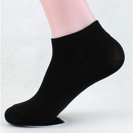 8ed1c0a74253c Dalina Men Fashion Solid Cotton Socks Footwear Low Cut Ankle Socks ...