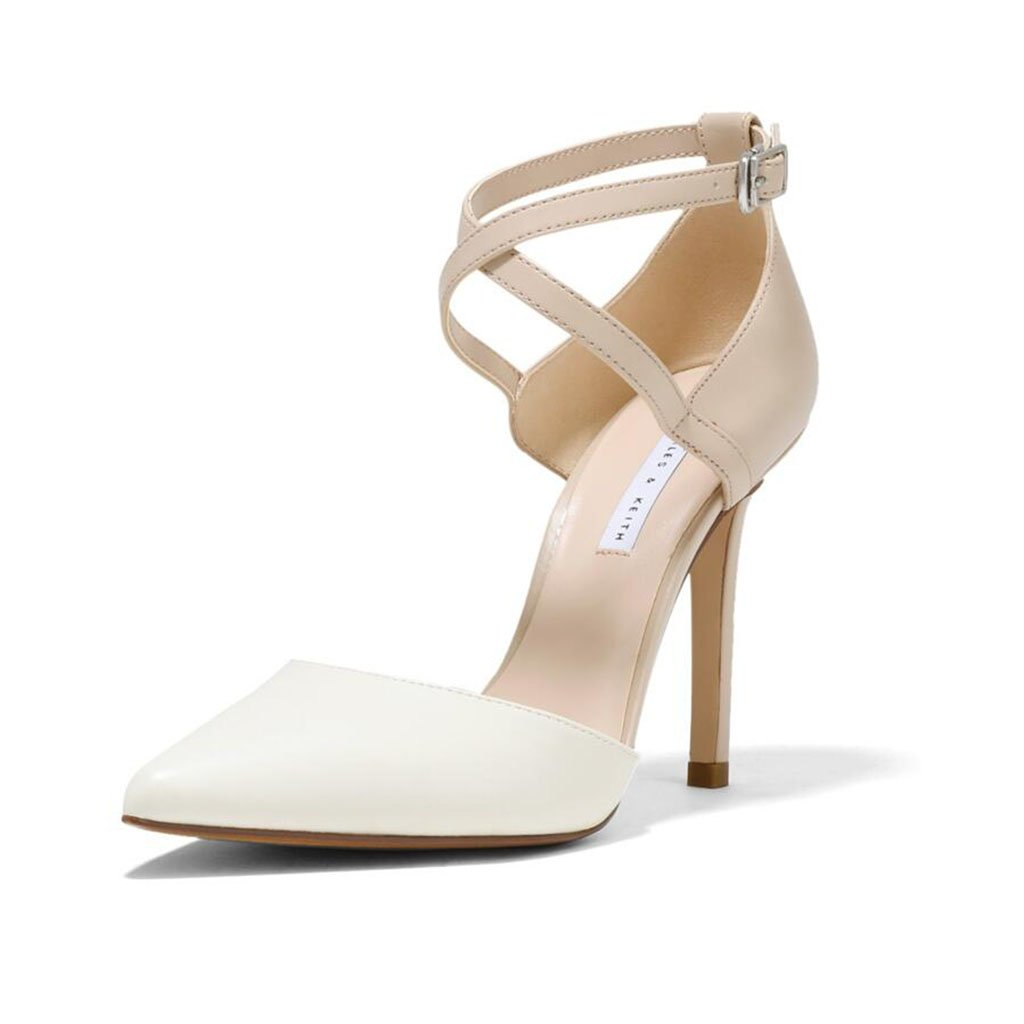 XUERUI Frau High Heels Stilettos Sandalen Mode Sexy Schöne 10 10 10 cm Ferse Pumps (Größe   EU39 UK6 CN39) 89edad