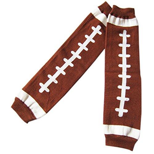 football baby leg warmers - 7