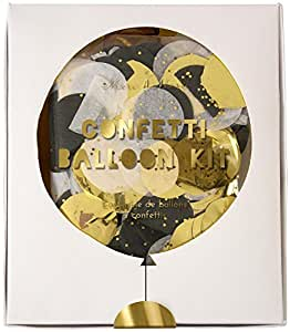 Meri Meri 45-1970 Shine Confetti Balloon Kit Novelty