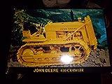 ERTL JONH DEERE 430 CRAWLER TRACTOR 1:16 NATIONAL TOY TRUCKIN CONSTRUCTION SHOW EXCLUSIVE