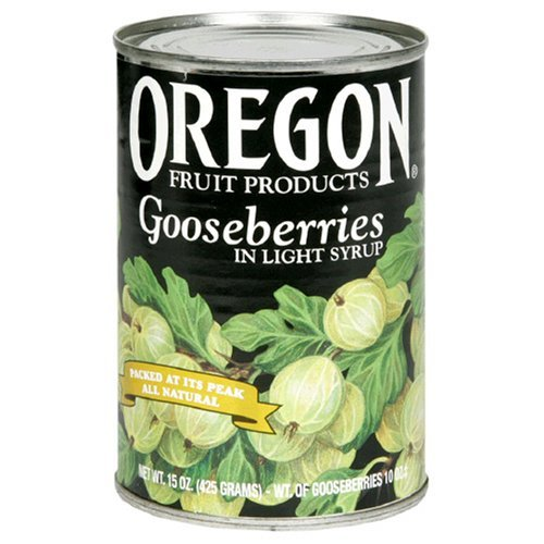 Oregon Gooseberry