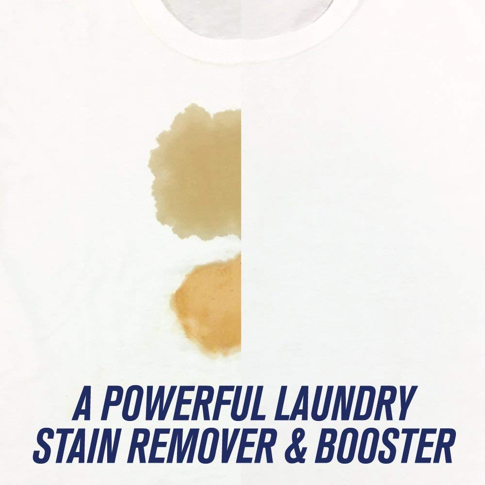 Biz Laundry Detergent Powder Booster, Stain & Odor Removal - 80 Ounces (2-Pack) by BIZ (Image #5)