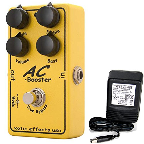 Ac Booster Xotic Effects (Xotic AC Booster Pedal)