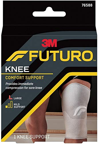 Futuro Comfort Lift Knee Support - Large - - Colors May Vary