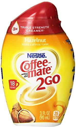 Coffee mate Triple Strength Creamer Hazelnut