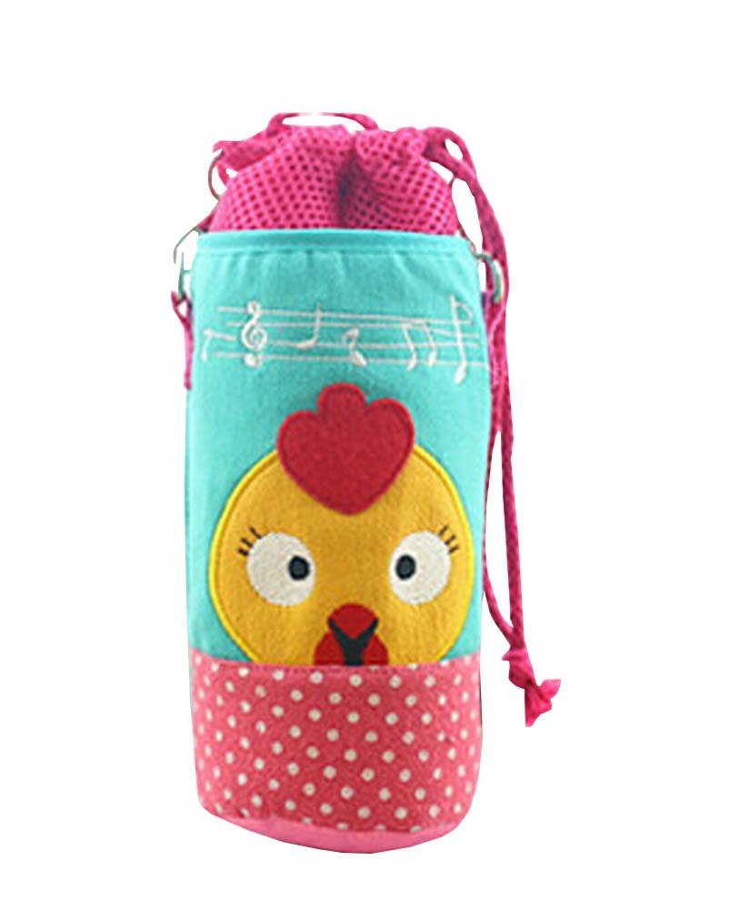 Insulated Baby/Kids Bottle Tote Bag Portable Fashion Feeding Bottle Bag Pink Blancho Bedding