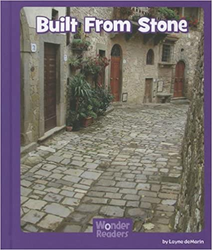Built From Stone (Wonder Readers: Science)