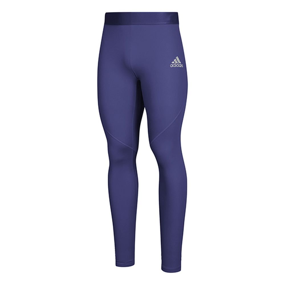 adidas Training Alphaskin Sport Long Tights, Collegiate Purple, 3X-Large