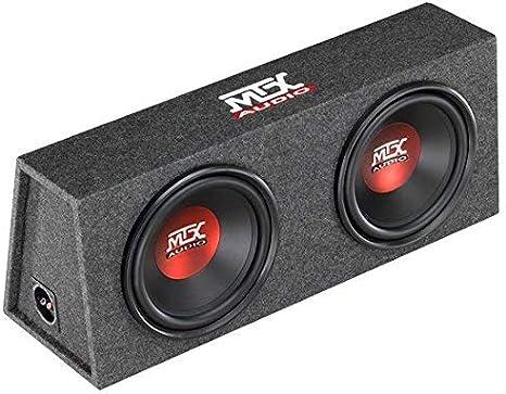 MTX - Caja Reflex Road Thunder MTXRTE12X2DV, 2X 12, 700W RMS, Color Negro: Amazon.es: Juguetes y juegos