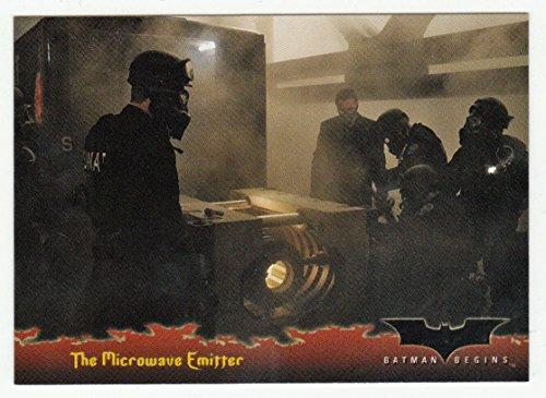 The Microwave Emitter (Trading Card) Batman - Batman Begins # 75 Topps 2005 - NM/M
