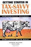 Getting Started in Tax-Savvy Investing, Andrew D. Westhem and Donald Jay Korn, 0471363308