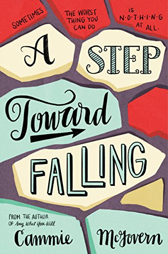 A Step Toward Falling by [McGovern, Cammie]