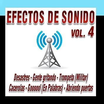 Effects Sound D.J. - Efectos De Sonido Vol.4 - Amazon.com Music