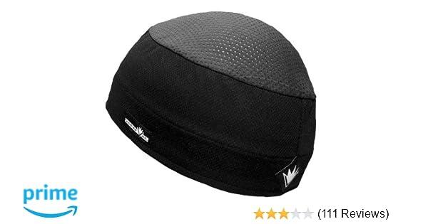 Amazon.com  Do Wrap Wickie Wear Genuine Do Wrap Sweatvac Ventilator Cap -  Black  7aacb689b3af