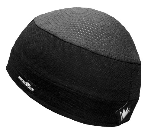 - Do Wrap/Wickie Wear Genuine Do Wrap Sweatvac Ventilator Cap - Black, Distinct Name: Black, Size: OSFM, Primary Color: B