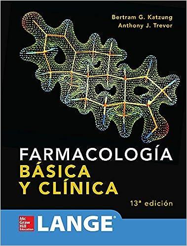 Farmacología básica y clínica /