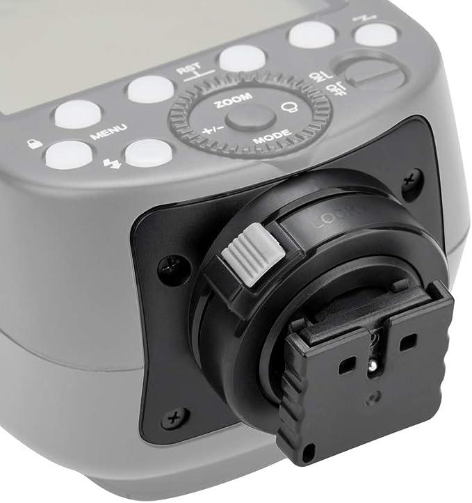 Godox Hot shoe mount Adattatore Synchro Mount per Flash Godox V1-S Speedlite