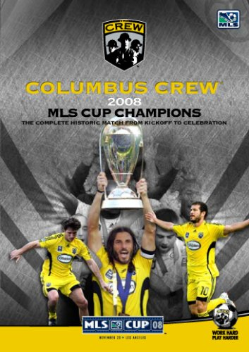 2008 MLS Cup Championship Game: Columbus Crew
