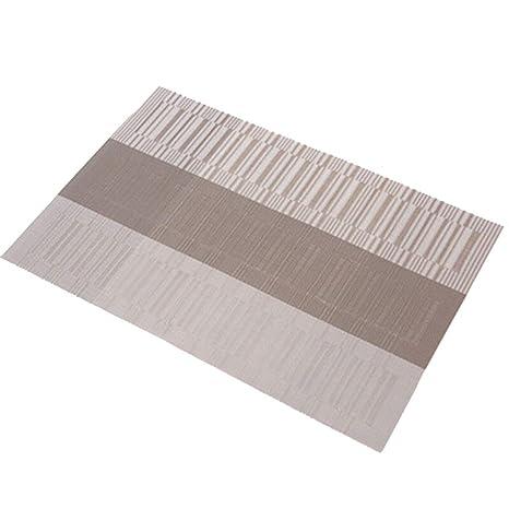 Compra Colchonetas antideslizantes Material de PVC Placemat ...
