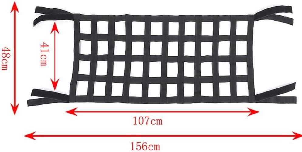 Toit Durable Net Cargaison Lit Stockage Cage De Toit De Voiture Tapis De Lit Hamac YYXLL Hamac Cars Filet De Cargaison pour Jeep