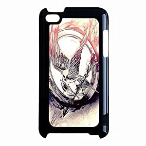 Hot Movie Hunger Games Phone Case For Ipod Touch 4th Generation Durable Hunger Games Case