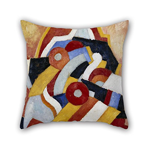 [Beautifulseason Throw Pillow Covers 20 X 20 Inches / 50 By 50 Cm(twice Sides) Nice Choice For Saloon,home Theater,pub,car,lover,gril Friend Oil Painting Marsden Hartley -] (Thomas The Train Costume Walmart)