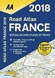 2018 Road Atlas France (Aa Road Atlas)