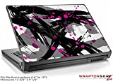 Medium Laptop Skin - Abstract 02 Pink