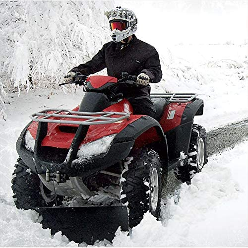 Winch Equipped ATV 50 Blade for Polaris SPORTSMAN 600 Twin 4x4 2003-2005 Tusk SubZero Snow Plow Kit