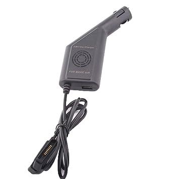 Adaptador 3 en 1 USB para Cargador de Coche con Conector ...