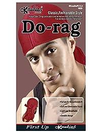 Knubian Red Do-Rag
